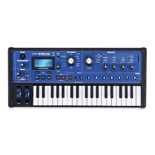 Cheapest Prices! Novation MiniNova Analog Modeling Sythesizer