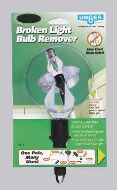 Alden 9220p Ease Out Broken Light Bulb Remover 2 Piece Set
