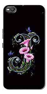 DigiPrints Silicon Designer Back Cover for HTC One X9-Multicolor