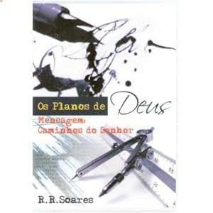 Amazon.com: DVD - R. R. Soares - Os Planos de Deus - Mensagem