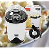 FUSION ELECTRIC FAT FREE 2L LITRE POPCORN MAKER MACHINE POPPER 1200W PARTY - APPROVED BY FUSION FOOD CARE. Ocean express
