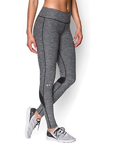 Under Armour Women's UA Fly-By Textured XS (US 0-2) X 28 Black