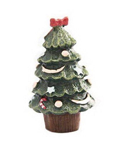 Christmas Themed Animal Ornaments Resin Look Up to the Sky-The Christmas Tree