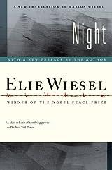 Night por Elie Wiesel. Edición en inglés