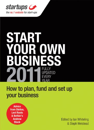 Start Your Own Business 2011 (Startups)