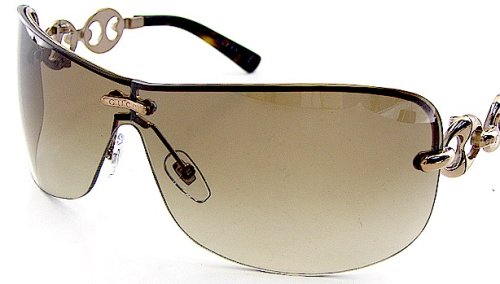 New Authentic GUCCI GG 2772/S 2772S CBXIS SUNGLASSES BROWN GRAY GRADIENT LENS & CHOCOLATE FRAME SIZE 74-01-105