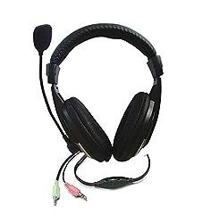 Zebronics H-100HM Headphone with Mic