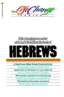 Hebrews, LifeChange Series