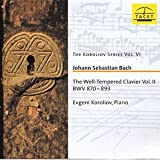 Bach:Well Tempered Clavier II
