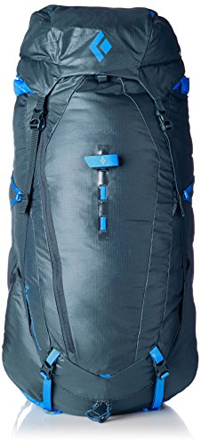 Black Diamond Element 60 Outdoor Backpack, Moroccan Blue, Medium