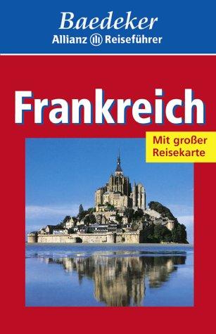 Baedeker Allianz Reiseführer, Frankreich