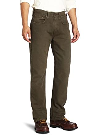Carhartt Mens Weathered Duck 5 Pocket Pant by Carhartt