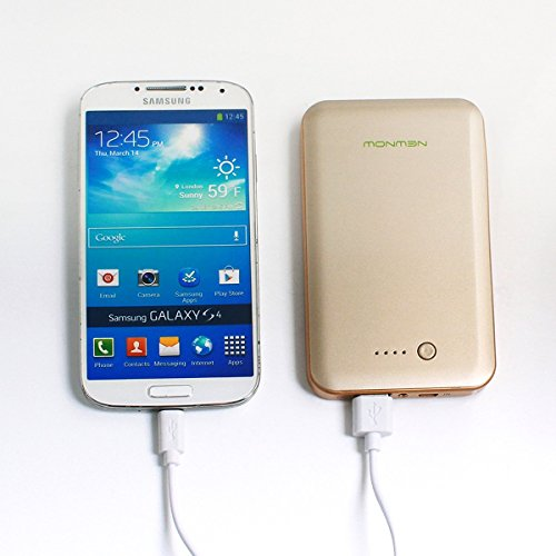 NewNow M6 5000mAh Dual USB Port Power Bank
