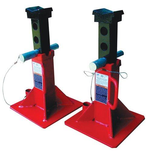 Jack Stand Designs : Advanced tool design model atd ton jack stands