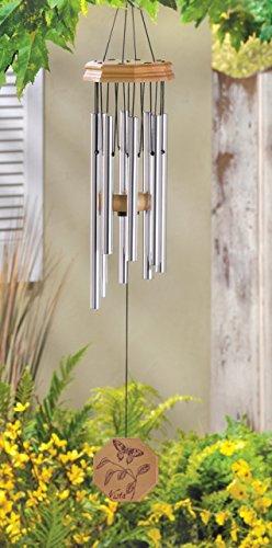 Wind Chime Corinthian Carson Outdoor Pachelbel Metal Decoration Pretty Shenandoah Music For Patio Lawn Balcony