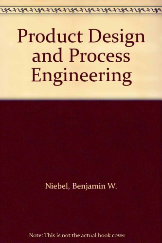 Product Design and Process Engineering PDF