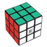 Dayan V 5 ZhanChi 3x3x3 Cube de vitesse puzzle Magique Cube Noir