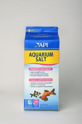API Aquarium Salt, 65-Ounce