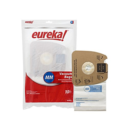 Earnest Eureka MM Vacuum Bag 60297A Style - 10 bags per Unit