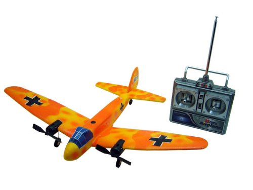 Buy Mars R/C Airplane Radio Remote Control Warbird RC Plane