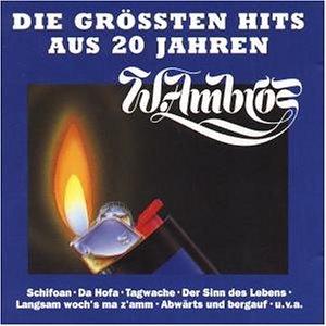 Wolfgang Ambros - Die Grössten Hits Aus 20 Jahre - Zortam Music