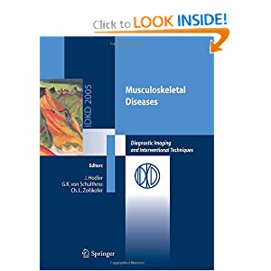 Musculoskeletal Diseases: Diagnostic Imaging and Interventional Techniques