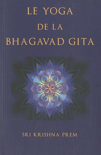 le yoga de la Bhagavad Gita