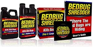 "Bed Bug Killer - Bed Bug Shredder ""Triple Kill System"" Kills Bed Bugs Dead"
