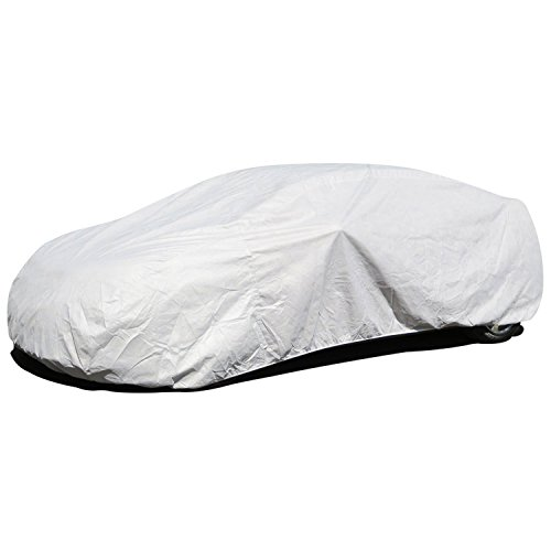 Budge Premier Tyvek Station Wagon Cover Fits Station Wagons up to 200 inches, SK-2 - (White, Tyvek) 2003 Volkswagen Passat Wagon