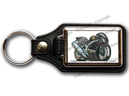 honda-sp1-vtr-motorrad-premium-koolart-leder-und-chrom-schlusselanhanger-wahlen-sie-eine-farbe-schwa