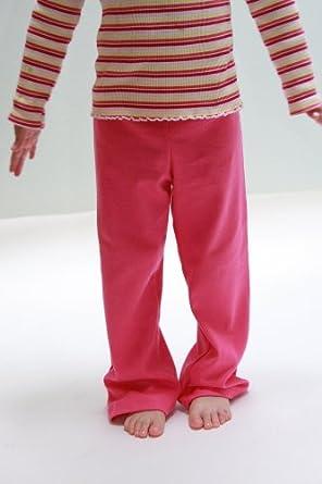 YogaColors Kids Emoticon Baby Rib Karate Pant 4132, 2, Asphalt