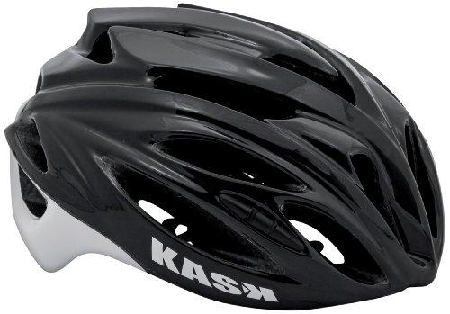 Kask - Casco da ciclismo unisex, Nero (nero), m