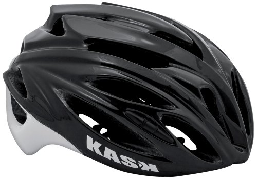 Kask Rapido - Casco para bicicleta de carretera, color negro , talla M ( 48 - 58 cm ) ,talla M ( 48 - 58 cm )