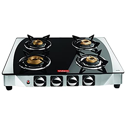 Edge Gas Cooktop (4 Burner)