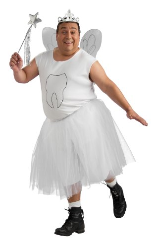 Adult Tooth Fairy Costume Size (44-50)