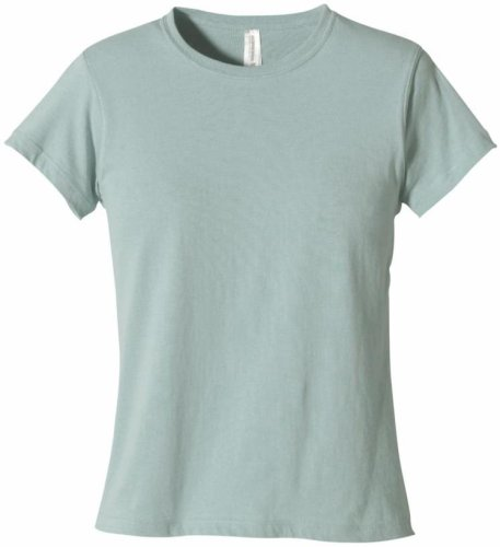 ECOnscious Women's 100% Organic Cotton Short Sleeve Tee