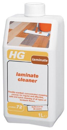 HG - Detergente per pavimento in laminato, 1 litro
