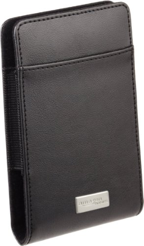 AmazonBasics Carrying Case for 4.3-Inch Portable GPS -Black