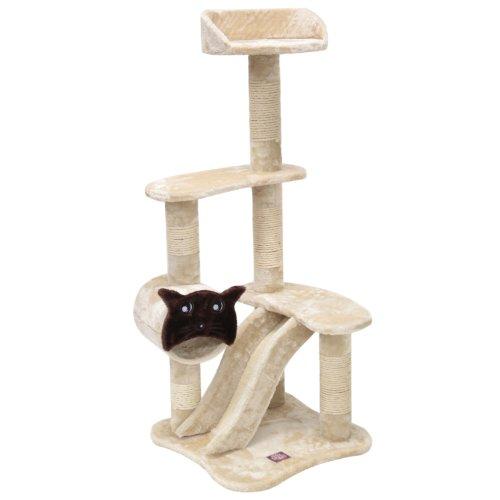 Majestic Pet 47.5-Inch Casita Fur for Cats Majestic Pet B008R6OD4S