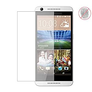 CRONUS Premium Grade Tempered Glass Screen protector with Oleophobic coating for HTC Desire 626