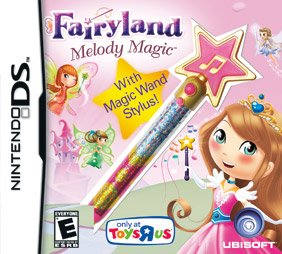 Fairyland Melody Magic With Magic Wand Stylus! front-933824
