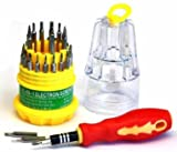Jackly 31 in 1 Magnetic Screwdriver Tool Kit Image