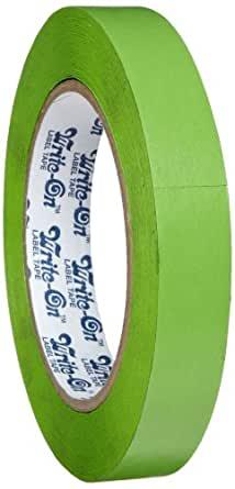 "Bel-Art Scienceware Write-On 134620010 White Fluoropolymer  Label Tape, 15yds Length, 1"" Width, replace with Bel-Art 134800100"