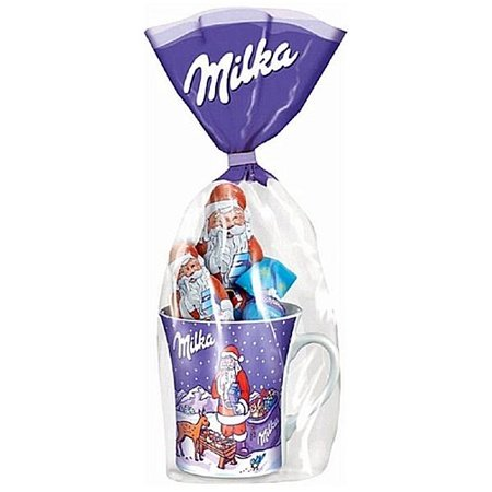Milka Holiday Gift Cup 106g