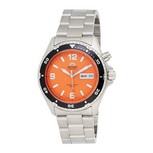 Orient Men's CEM65001M 'Orange Mako' Automatic Dive Watch