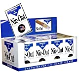 Nic-Out Cigarette Filters For Smokers-40 Packs Wholesale