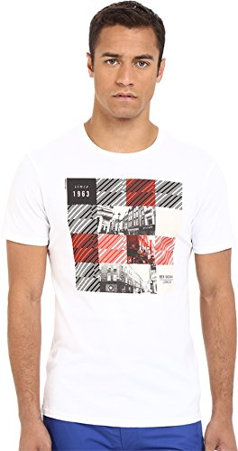 ben-sherman-mens-short-sleeve-carnaby-gingham-tee-mb12659-bright-white-t-shirt-xl