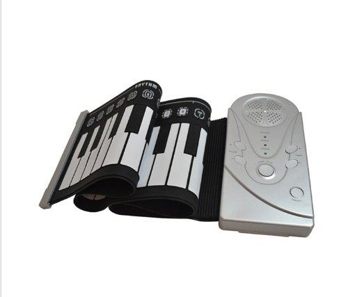 Crazy Shopping-Flexible Roll Up Electronic Keyboard Piano Organ