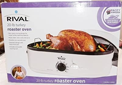 Rival 20 Lb Turkey Roaster Oven