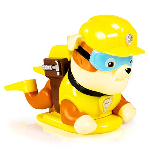 Paw Patrol - Bath Paddlin Pup - Rubble - 1